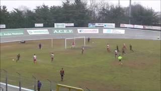 Fiorenzuola-Colligiana 1-1 Serie D Girone D