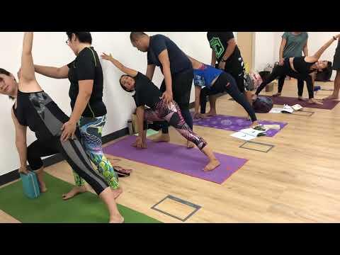 Advance Yoga Training   YTTC 40h   Philippines 🇵🇭