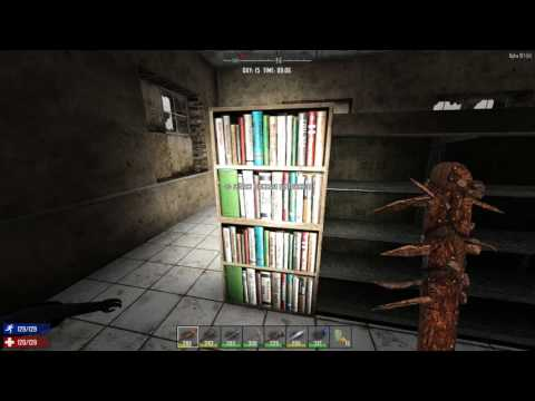 7 Days to Die  A161 ep18 land claim block