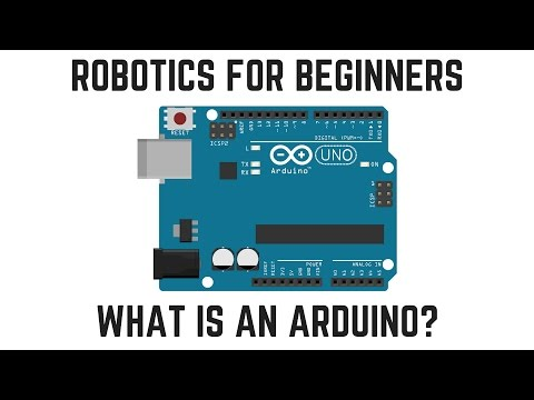 1. ROBOTICS FOR BEGINNERS | WHAT IS ARDUINO ? | DETAILED EXPLANATION