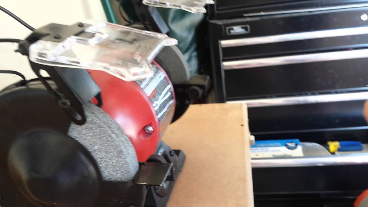Review Skil 21 6 In Bench Grinder With Light Youtube. Review Skil 21 6 In Bench Grinder With Light. Wiring. Skil Bench Grinder Wiring Diagram At Scoala.co
