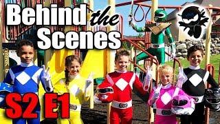 Power Rangers Ninja Kidz Behind the Scenes Season 2 E1