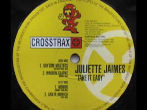 SPEED GARAGE - JULIETTE JAIMES - TAKE IT EASY - (Santa Monica Easy Mix)