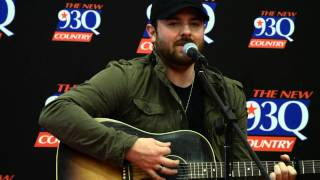 chris young who i am with you live