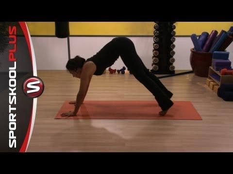 Yoga Strength and Balance with Nancy Goodstein