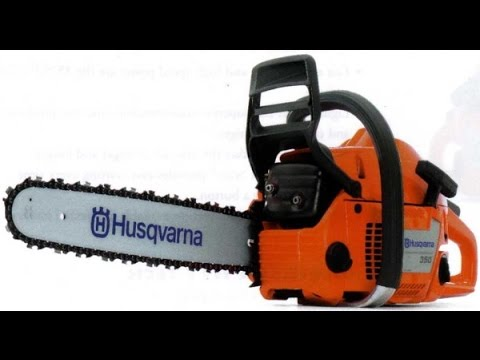 How to get your chainsaw started - hsqGlobal