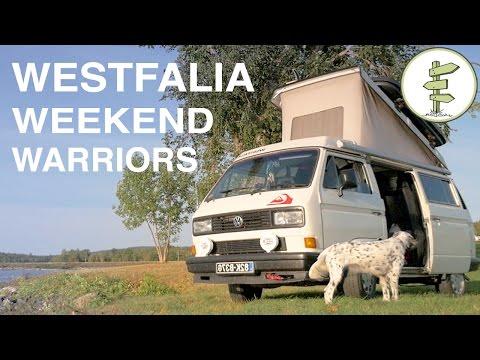 Van Life - Tour of a 1990 Westfalia Vanagon Camper Van