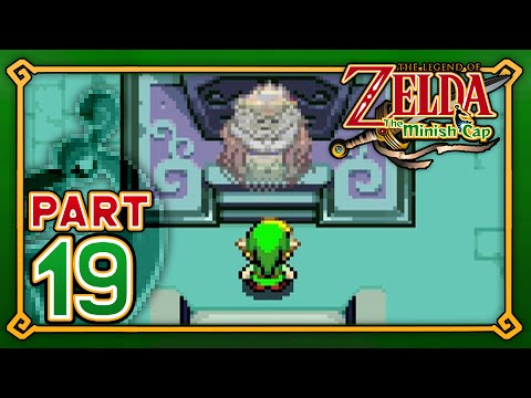 The Legend of Zelda: The Minish Cap - Part 19 - Royal Crypt!
