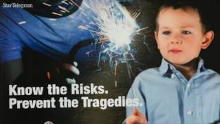 Danger of fireworks