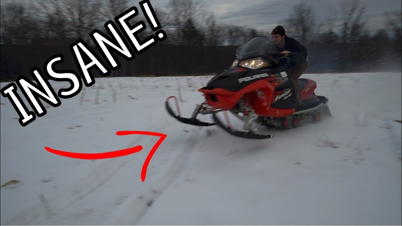 going-100mph-on-a-snowmobile
