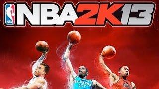 NBA 2k13 PC Gameplay (Miami Heat Franchise Year 1)