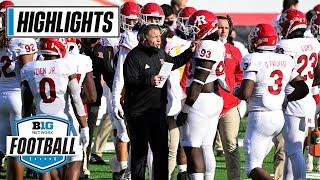 Rutgers At Maryland   Scarlet Knights Win In OT Thriller   Dec. 12, 2020   Highlights