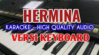 Karaoke Hermina Lagu Batak. Golden Voice. Lirik Berjalan, HQ Audio