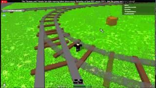 roblox thomas the train 2 (crashes)