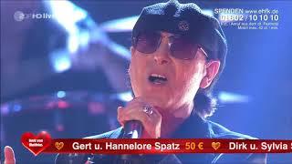 Scorpions - Follow Your Heart (Live) - Ein Herz für Kinder 09.12.2017