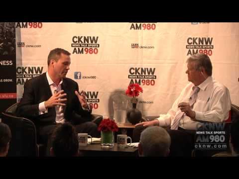 CKNW Chief Executives - Warren Roy, CEO & Founder Global Relay