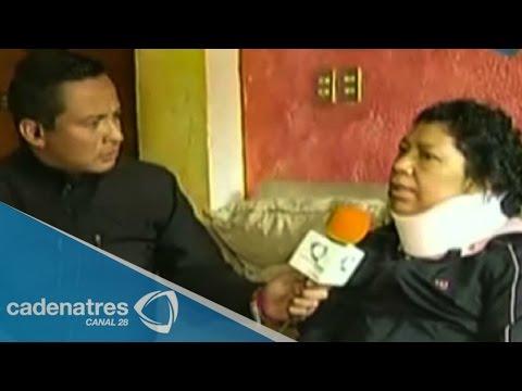 Entrevista a Guadalupe García, enfermera sobreviviente en explosión en Cuajimalpa