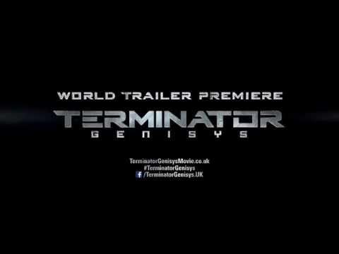 Terminator Genisys Trailer Announcement Paramount Pictures UK