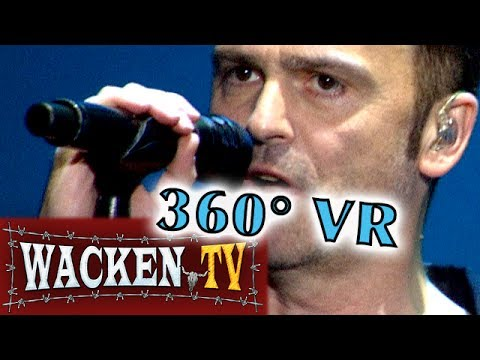 Wacken Open Air 2016 in 360° VR