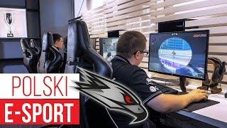 POLSKI E-SPORT–WIZYTA U AGO ESPORTS odc. 2/2