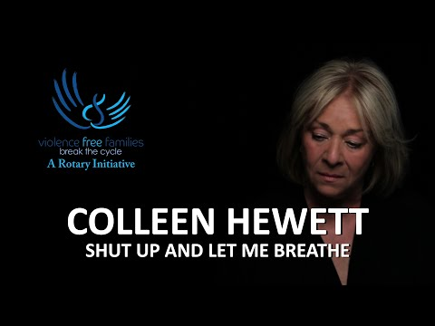 Shut Up and Let Me Breathe - Colleen Hewett feat Tony Abbott