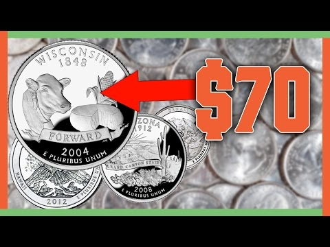 RARE ERROR QUARTERS WORTH MONEY - COIN HUNTING TIPS