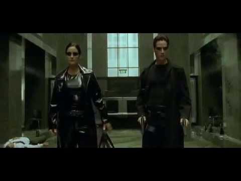 Marilyn Manson - Rock is dead / The Matrix (edit by berol) (p)2001