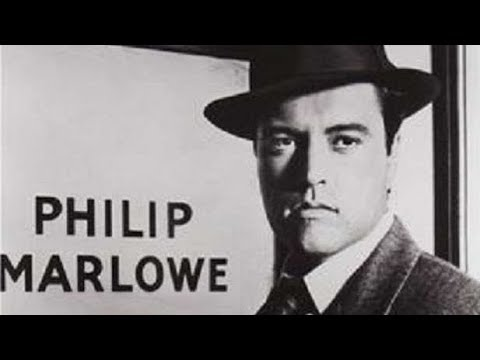 Филип Марлоу - частный детектив.  Шантажисты не стреляют