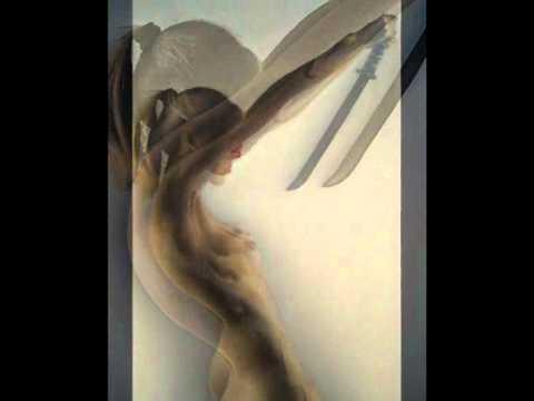 la stanza delle due lune - musica di CARMELO SALEMI - quadri di VALERIA MICELI.wmv