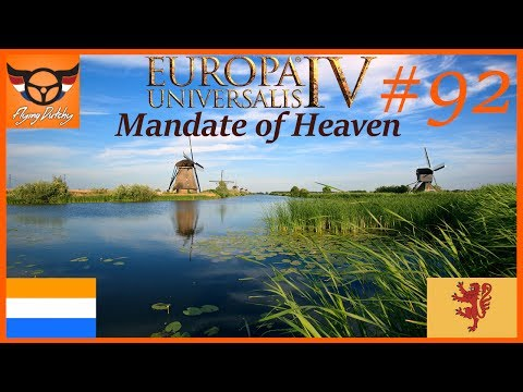 EU4 Mandate of Heaven - Dutch Empire - ep92