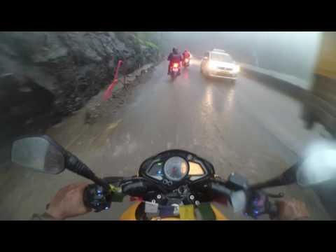 A Bike ride through Malshej Ghat in Monsoon