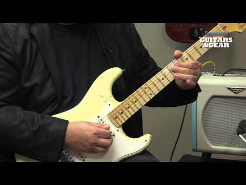 Ibanez TSA5TVR Tubescreamer Amp Demo - Sweetwater's Guitars and Gear, Vol. 80
