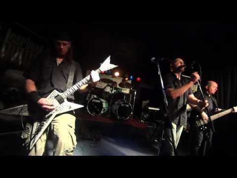 CARBON BLACK - Cemetary Gates [PANTERA Cover live]