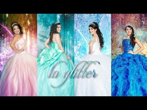 La Glitter - Pasadena Quinceañera Fashion Show