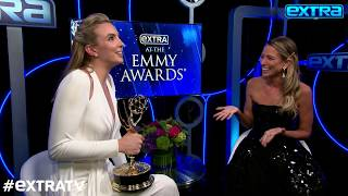 Totally Relatable! Jodie Comer's Honest Answer to Celebrating Her Emmy Win