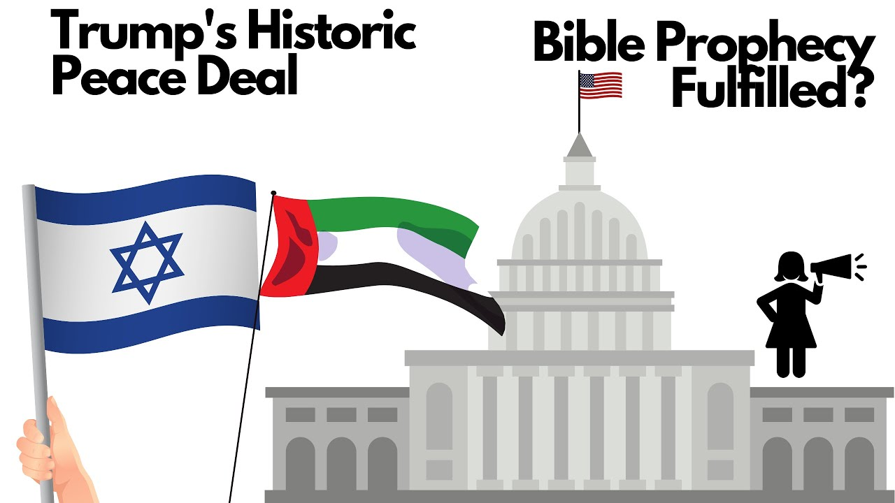 Does Trump's Peace Plan with Israel and the Middle East Fulfill Bible Prophecy?