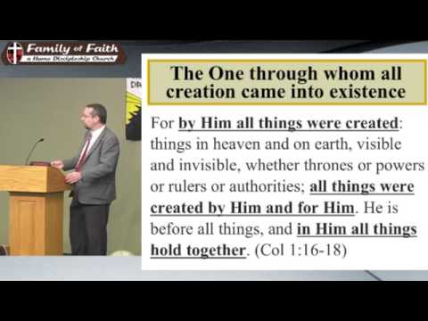 03-17-13 - The Sovereign Servant - Pastor Jesse Powell