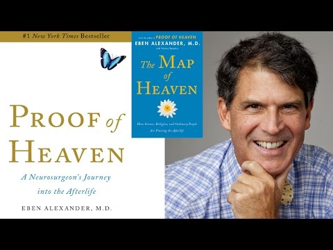 Eben Alexander: Is There Life After Death? Proof of HeavenThe Map of Heaven The Flipside 016