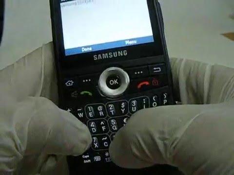 Samsung Blackjack i600 WM6