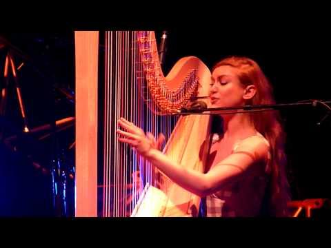 Joanna Newsom Sawdust and Diamonds @ La Grande Halle de La Villette 2010