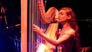 joanna newsom sawdust and diamonds la grande halle de la villette 2010
