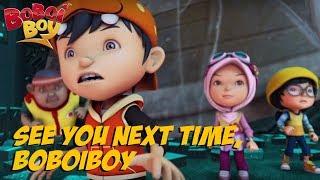 Video BoBoiBoy [English] S3E26 - See You Next Time BoBoiBoy download MP3, 3GP, MP4, WEBM, AVI, FLV November 2019
