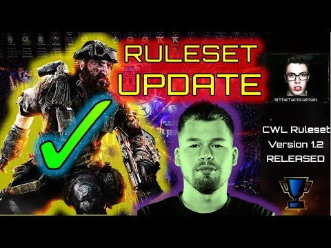 TORQUE Unrestricted & Maps Removed! | Crimsix Skeptical Of CWL Ruleset 1.2 Update | BO4 Competitive