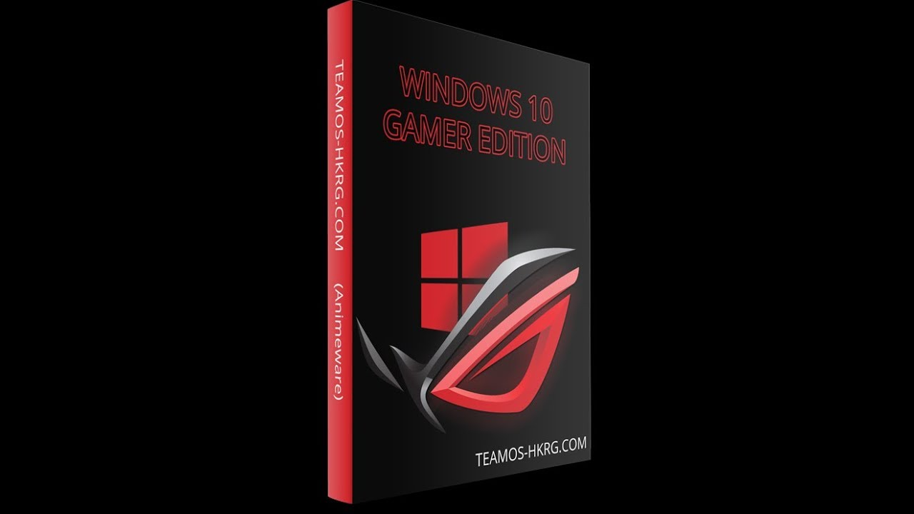 How to download windows 10 gamer edition x64