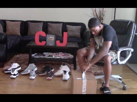 Cj 's New Sneakers