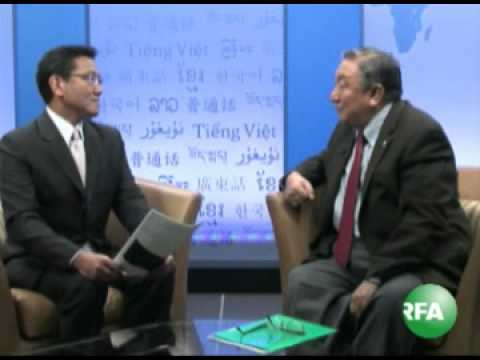Exclusive RFA Interview with Special Envoy Gyari Rinpoche Webcast Tuesday, November 15, 2011.wmv