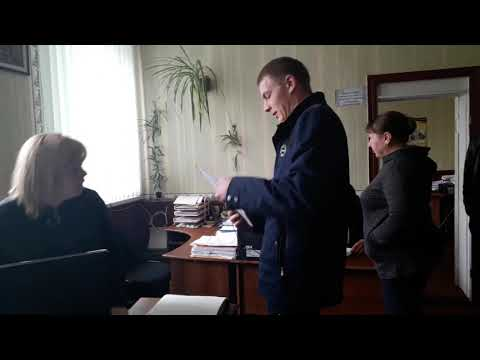Отставной Бродяга: Ганнівська сільська рада 11 травня 2019 року