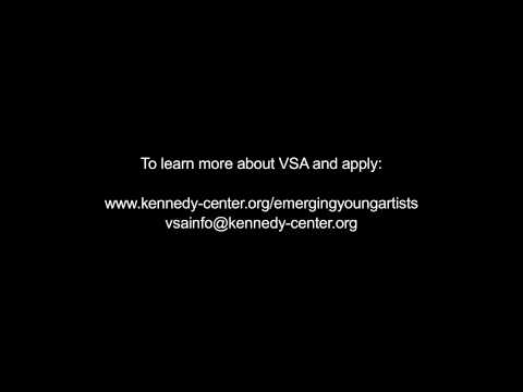 VSA Emerging Young Artists Program