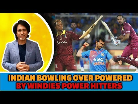 Ramiz Raja: Indian bowling over powered by Windies power hitters | IND vs WI 2nd T20
