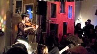 Sarah Neufeld live Berlin Michelberger Hotel 6.1.2013
